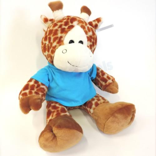 Knuffel met naam - Giraf