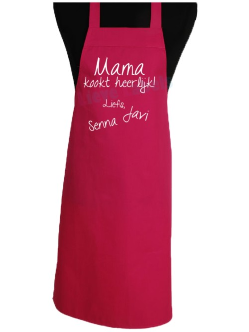Kookschort - Mama kookt heerlijk