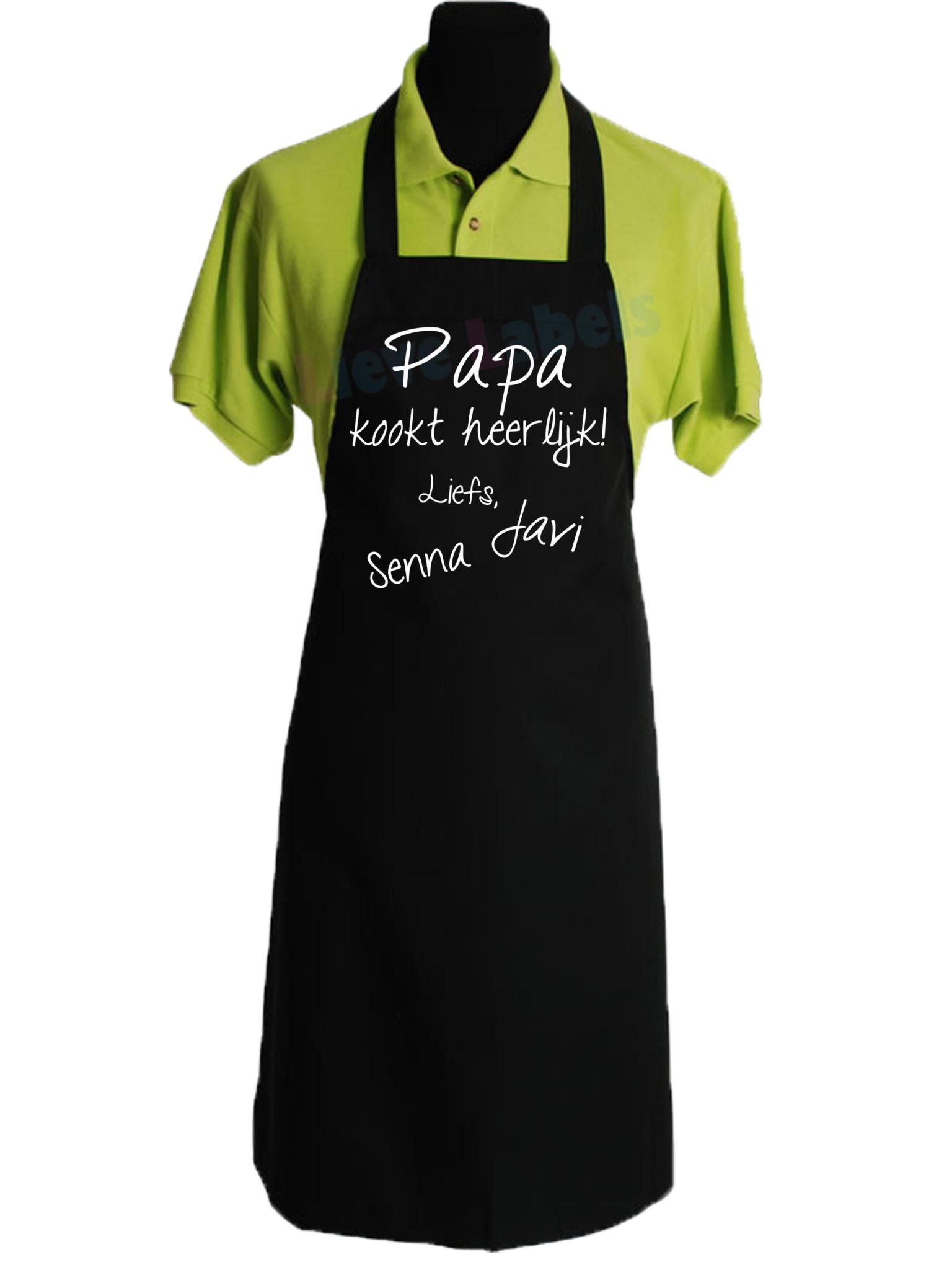 Kookschort - Papa kookt heerlijk