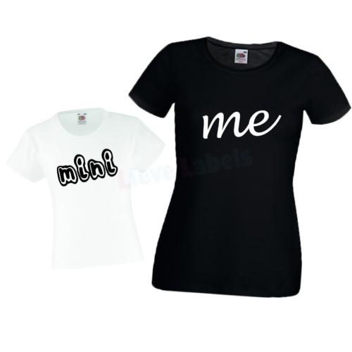 Moeder/dochter T-Shirts