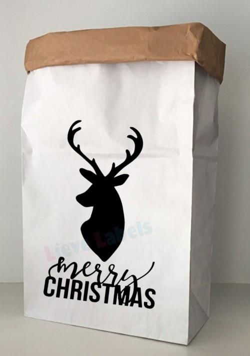 Paperbag XXL kerst