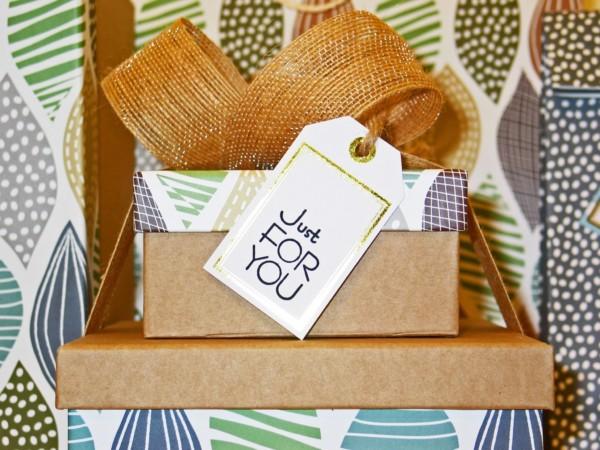 Bedankjes en cadeautjes