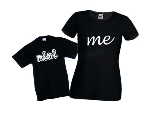 Moeder/zoon T-Shirts