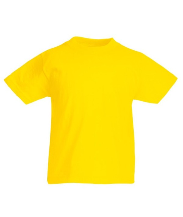 T-Shirt zonder opdruk