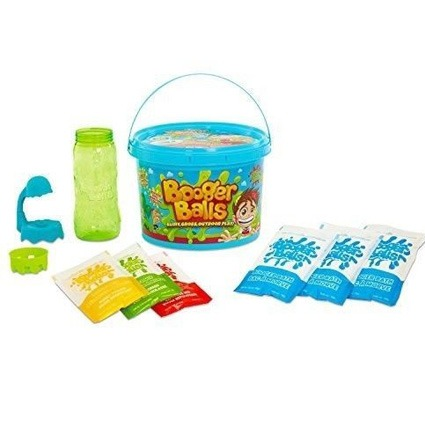 Booger Balls slijm: Ultimate Battle Pack Bottle Set