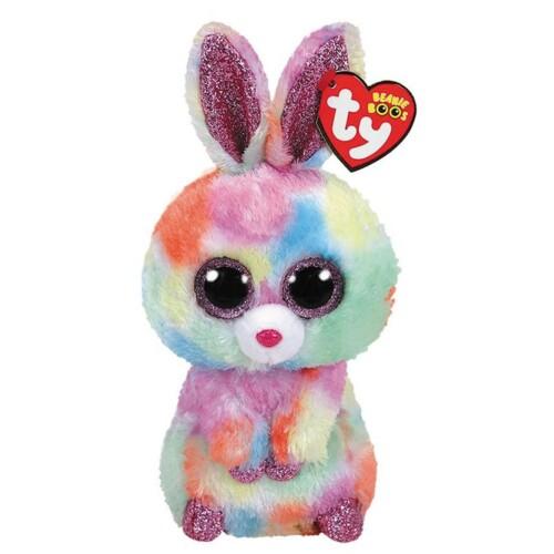 Ty Beanie Boo Knuffel Konijn Bloomy 15 cm