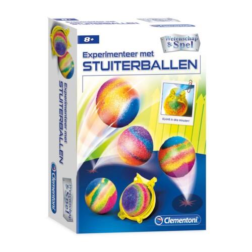 Clementoni Wetenschap en Spel - Stuiterballen